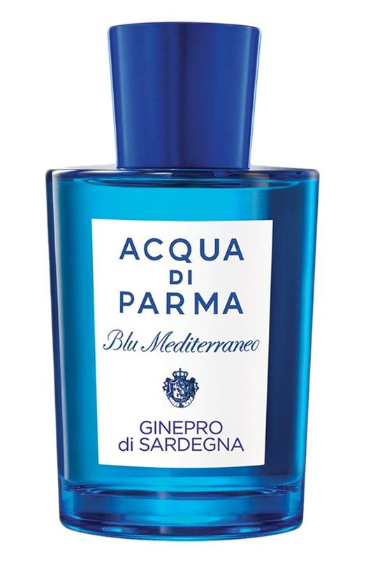 Купить Туалетная вода Ginepro di Sardegna Acqua di Parma, 57014, Италия, Бесцветный