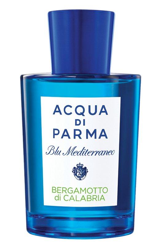 Купить Туалетная вода Bergamotto di Calabria Acqua di Parma, 57009, Италия, Бесцветный