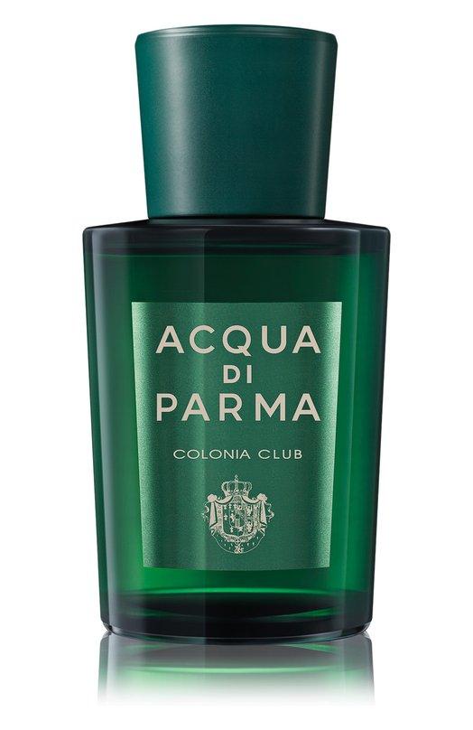 Одеколон Colonia Club Acqua di ParmaАроматы для мужчин<br><br><br>Объем мл: 50<br>Пол: Женский<br>Возраст: Взрослый<br>Цвет: Бесцветный