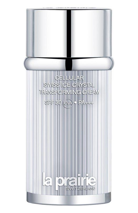 Крем с клеточным комплексом Cellular Swiss Ice Crystal SPF30, тон 03 La PrairieТональные средства<br><br><br>Объем мл: 30<br>Пол: Женский<br>Возраст: Взрослый<br>Цвет: Бесцветный