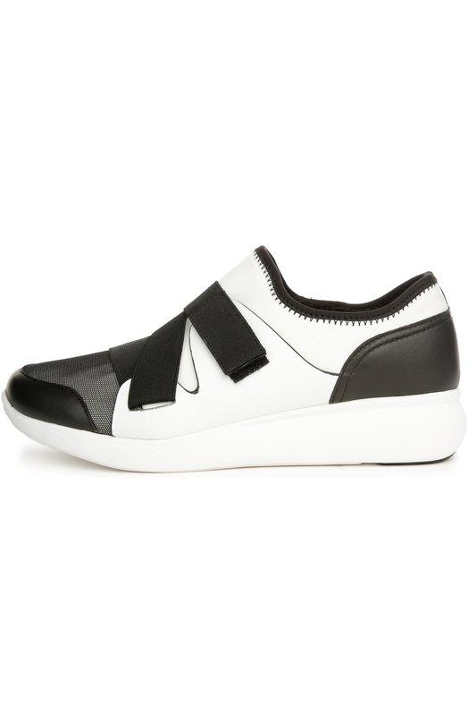 Комбинированные кроссовки Tilly Scuba DKNY 23163696