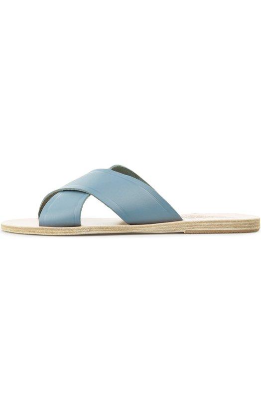 Кожаные шлепанцы Thais Ancient Greek Sandals THAIS/C0W LEATHER