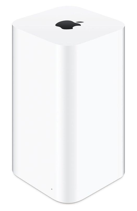 Базовая станция Apple AirPort Extreme AppleСетевое оборудование<br><br><br>Пол: Женский<br>Возраст: Взрослый<br>Размер производителя vendor: NS<br>Цвет: Белый