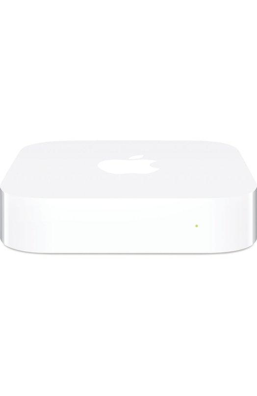 Базовая станция Apple AirPort Express AppleСетевое оборудование<br><br><br>Пол: Женский<br>Возраст: Взрослый<br>Размер производителя vendor: NS<br>Цвет: Белый
