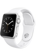 Apple Watch Sport 38mm Silver Aluminum Case Apple #color# | Фото №1