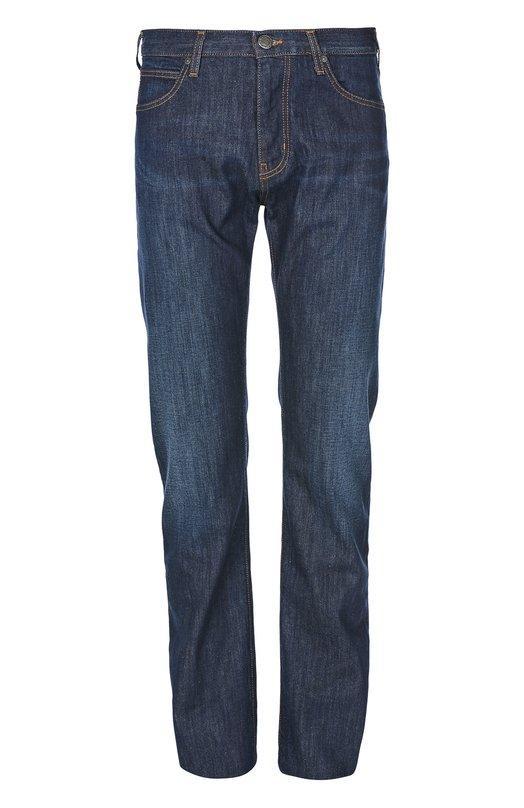 Купить Джинсы Armani Jeans, 06J84/2S, Тунис, Темно-синий, Хлопок: 98%; Эластан: 2%;