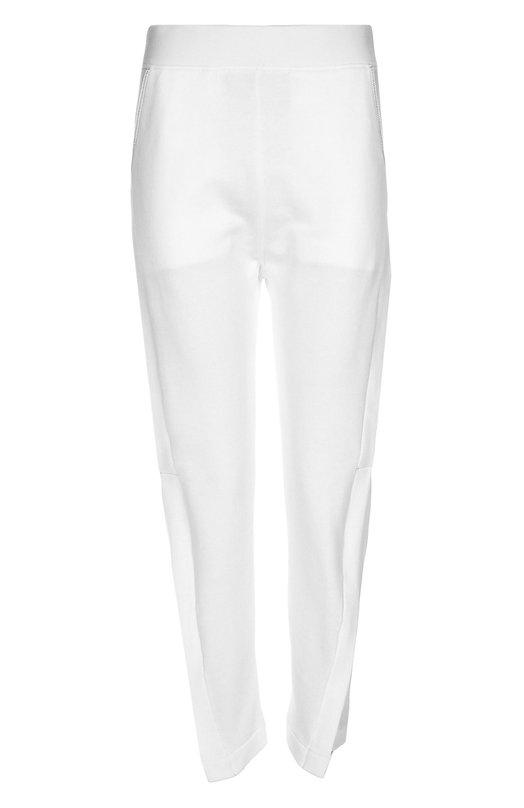 Хлопковые брюки с завышенной талией Acne Studios 1HI161