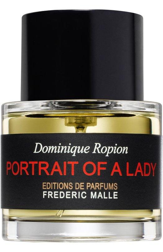 Парфюмерная вода Portrait Of A Lady Frederic MalleАроматы для женщин<br><br><br>Объем мл: 50<br>Пол: Женский<br>Возраст: Взрослый<br>Цвет: Бесцветный