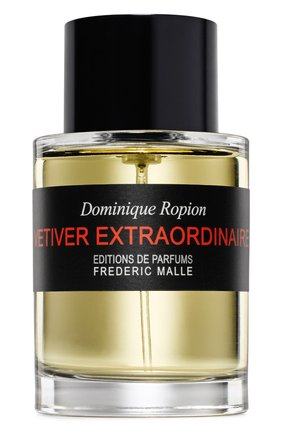 Парфюмерная вода Vetiver Extraordinaire Frederic Malle | Фото №1