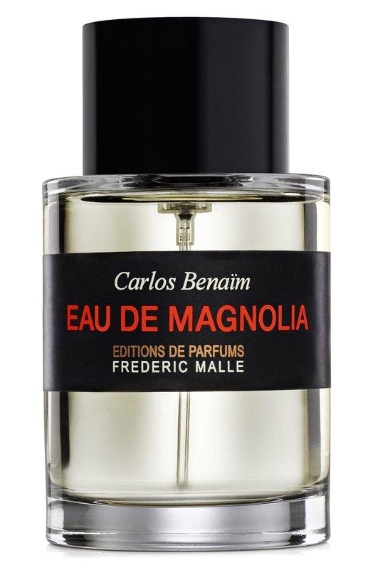 Туалетная вода Eau De Magnolia Frederic Malle 3700135000087