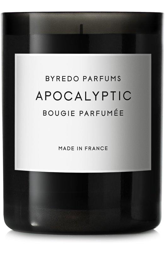 Парфюмированная свеча Apocalyptic Byredo BR20020012