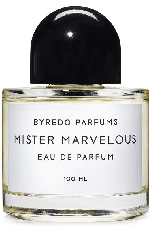 Парфюмерная вода Mister Marvelous Byredo BR807325