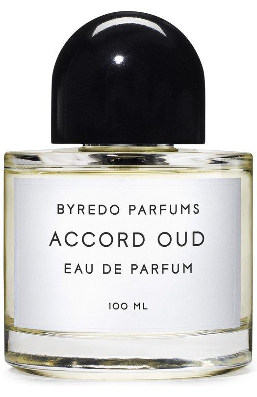 Парфюмерная вода Accord Oud Byredo