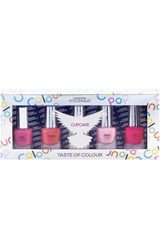 ����� ����� ��� ������ Colour Pop Cupcake Christina Fitzgerald 9333381003355