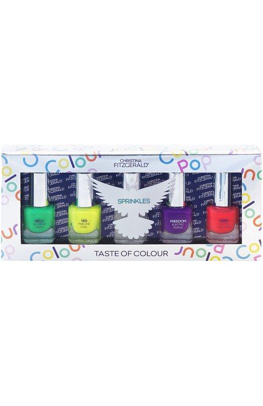 ����� ����� ��� ������ Colour Pop Sprinkles Christina Fitzgerald 9333381003362