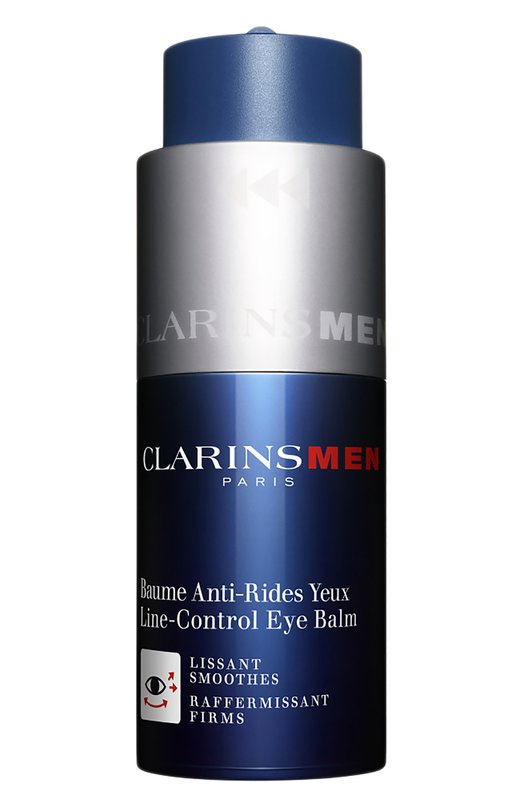 Бальзам против морщин для кожи вокруг глаз для мужчин ClarinsУход для лица<br><br><br>Объем мл: 20<br>Пол: Мужской<br>Возраст: Взрослый<br>Цвет: Бесцветный