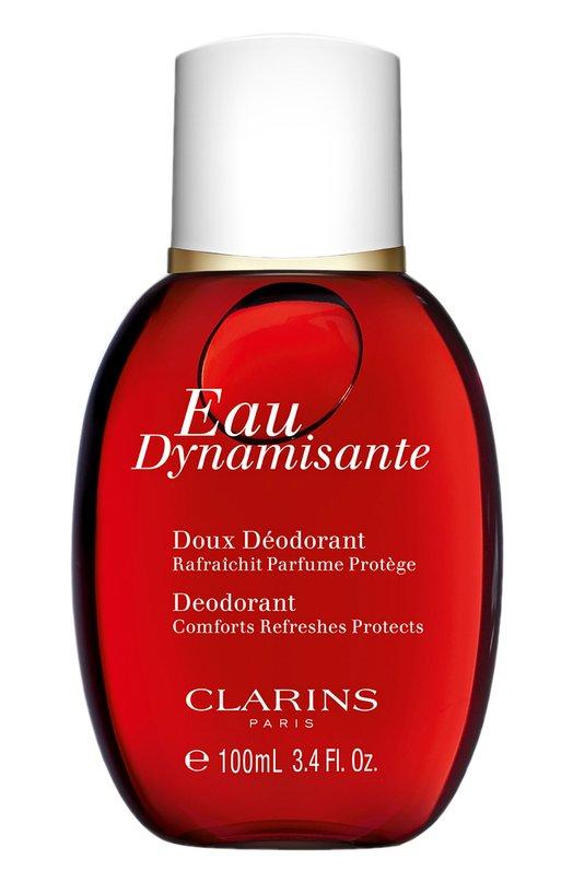 Смягчающий дезодорант Eau Dynamisante Clarins 00646100