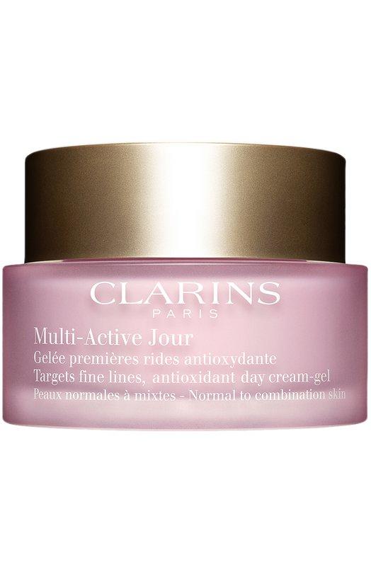 Дневной гель Multi-Active для нормальной/комбинированной кожи Clarins 80009041