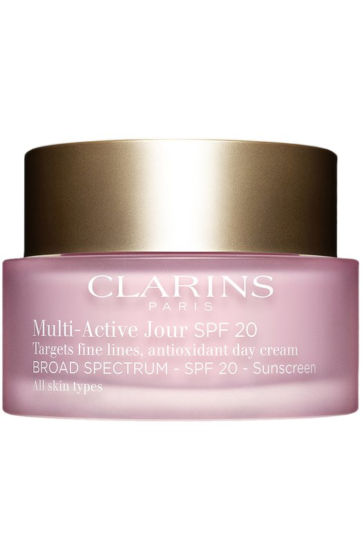 Купить Дневной гель Multi-Active для всех типов кожи Clarins, 80012019, Франция, Бесцветный