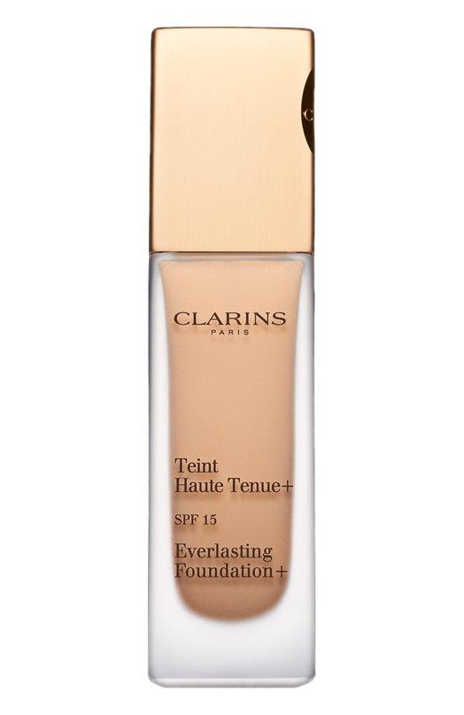 Устойчивый тональный крем Teint Haute Tenue, оттенок 107 ClarinsТональные средства<br><br><br>Объем мл: 0<br>Пол: Женский<br>Возраст: Взрослый<br>Цвет: Бесцветный