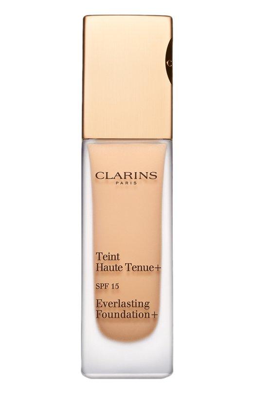 Устойчивый тональный крем Teint Haute Tenue, оттенок 110 ClarinsТональные средства<br><br><br>Объем мл: 0<br>Пол: Женский<br>Возраст: Взрослый<br>Цвет: Бесцветный