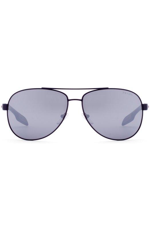 Солнцезащитные очки Prada Linea RossaОчки<br><br><br>Пол: Мужской<br>Возраст: Взрослый<br>Размер производителя vendor: NS<br>Цвет: Бесцветный