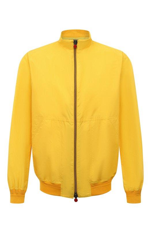 Куртка-бомбер Kiton UW0024/8L69