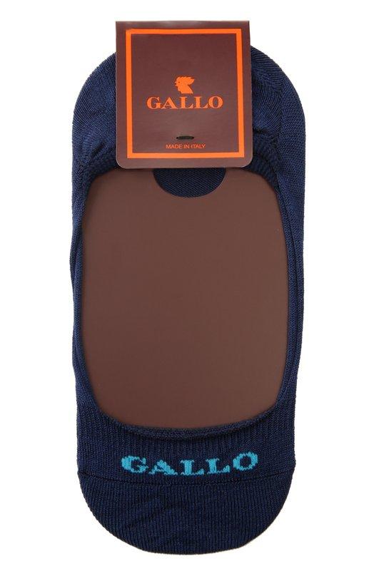 Хлопковые носки-подследники Gallo 6208