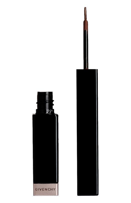 Жидкая подводка для век ParadEyes, коричневая GivenchyПодводки для глаз<br><br><br>Объем мл: 0<br>Пол: Женский<br>Возраст: Взрослый<br>Цвет: Бесцветный