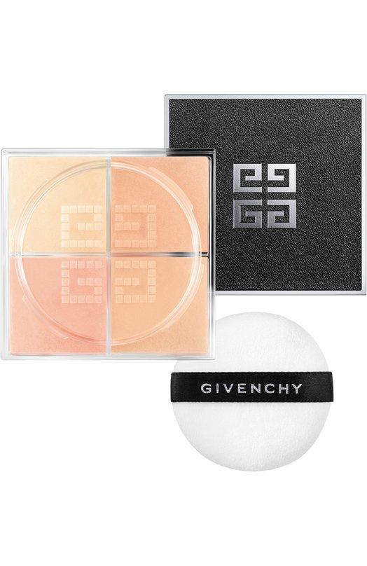 Рассыпчатая пудра для лица Prisme Libre, оттенок бежевая тафта Givenchy P080272