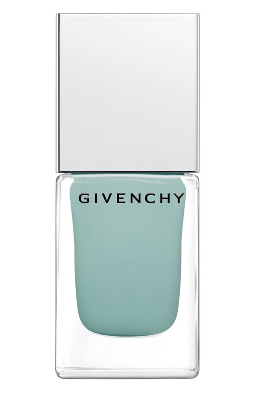 Лак для ногтей Le Vernis, оттенок № 27 Элегантый акватический GivenchyЛаки для ногтей<br><br><br>Объем мл: 0<br>Пол: Женский<br>Возраст: Взрослый<br>Цвет: Бесцветный