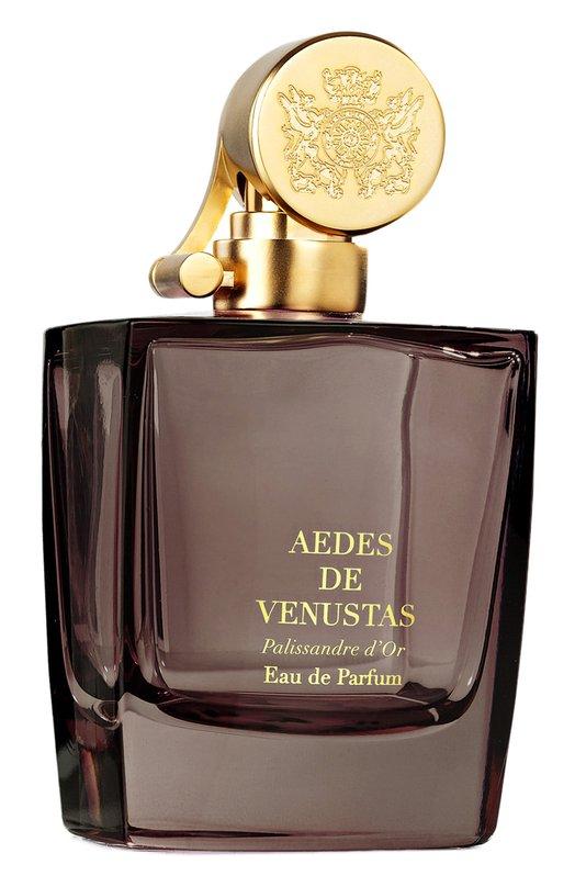 Парфюмерная вода Palissandre dOr Aedes de Venustas 3760219420286