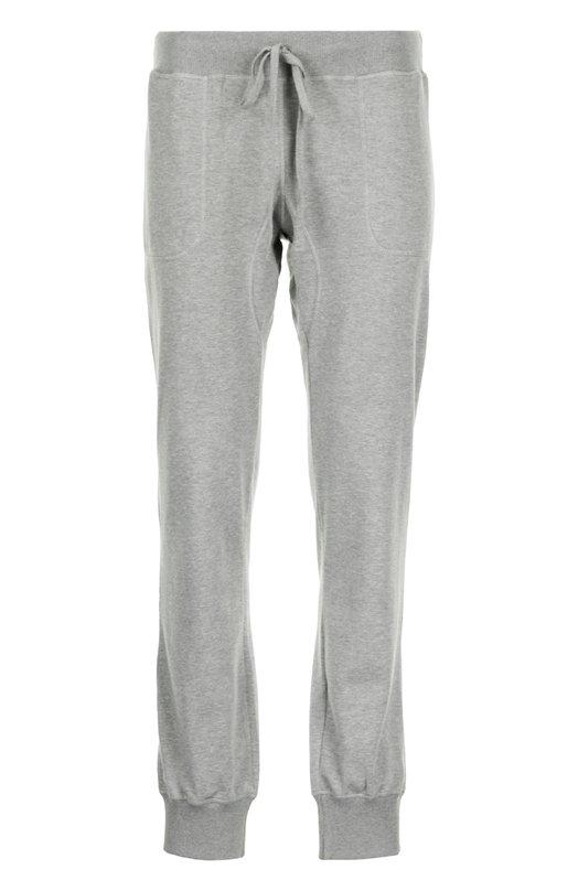 Спортивные брюки на кулиске со шнурком Kiton UK714LE64