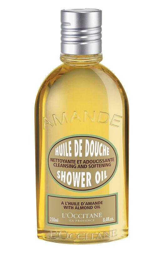 Увлажняющее масло для душа Миндаль LOccitane 359259