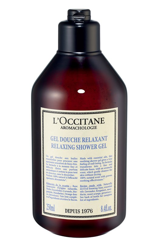 Расслабляющий гель для ванны и душа L`Occitane 311622