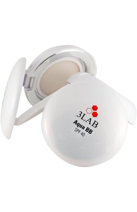 Купить Компактный Аква ВВ-крем c SPF 40, оттенок 02 Medium 3LAB, TL00167, США, Бесцветный