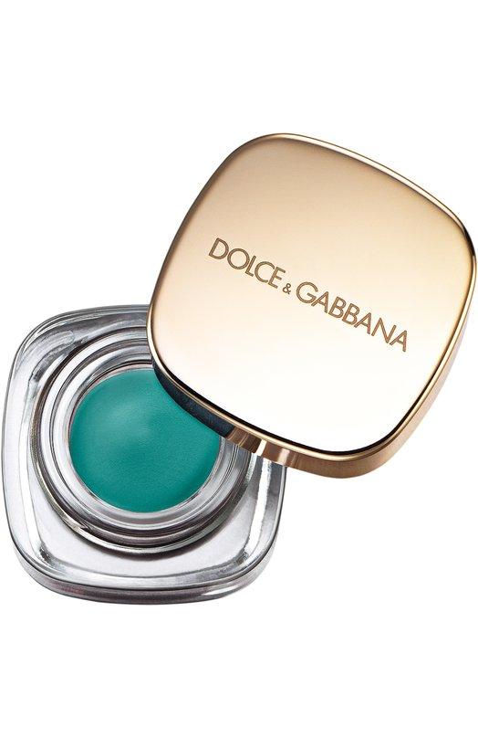 Купить Тени для век, оттенок Turquoise 113 Dolce & Gabbana, 730870218617, Италия, Бесцветный