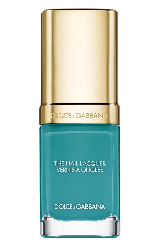 Лак для ногтей, оттенок 718 Turquoise Dolce  Gabbana 0730870219096