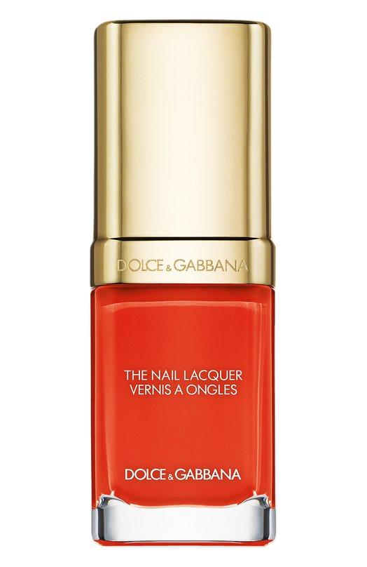 Лак для ногтей, оттенок 608 Orange Dolce &amp; GabbanaЛаки для ногтей<br><br><br>Объем мл: 0<br>Пол: Женский<br>Возраст: Взрослый<br>Цвет: Бесцветный