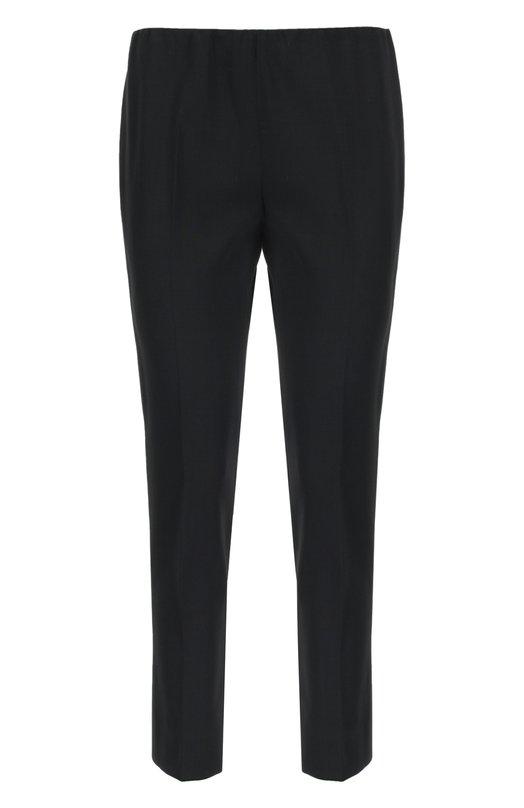 Шерстяные прямые брюки со стрелками Kiton D41111/9M15