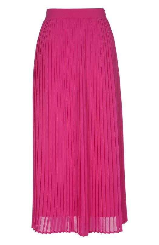 Плиссированная юбка-миди с широким поясом Kenzo F652JU1795AR