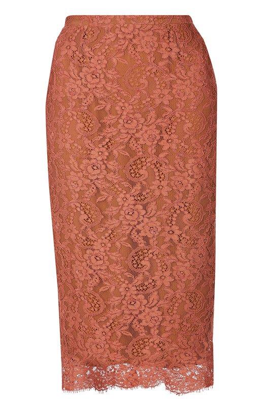 Кружевная юбка-карандаш Kiton D41214/9M88