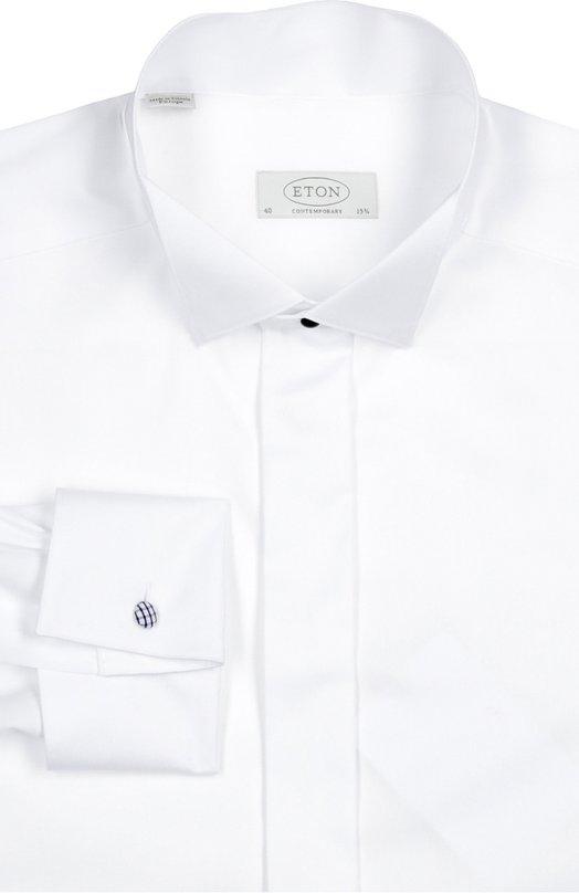 Сорочка с воротником бабочка и манжетами под запонки Eton 3000 33318