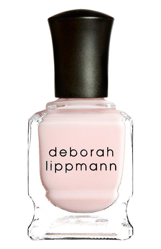 Лак для ногтей Baby Love Deborah LippmannЛаки для ногтей<br><br><br>Объем мл: 15<br>Пол: Женский<br>Возраст: Взрослый<br>Цвет: Бесцветный