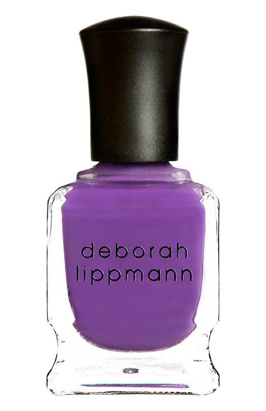 Лак для ногтей Maniac Deborah LippmannЛаки для ногтей<br><br><br>Объем мл: 15<br>Пол: Женский<br>Возраст: Взрослый<br>Цвет: Бесцветный