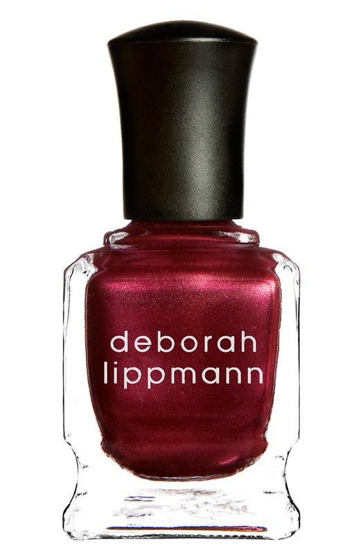 Лак для ногтей Since I Fell For You Deborah LippmannЛаки для ногтей<br><br><br>Объем мл: 15<br>Пол: Женский<br>Возраст: Взрослый<br>Цвет: Бесцветный