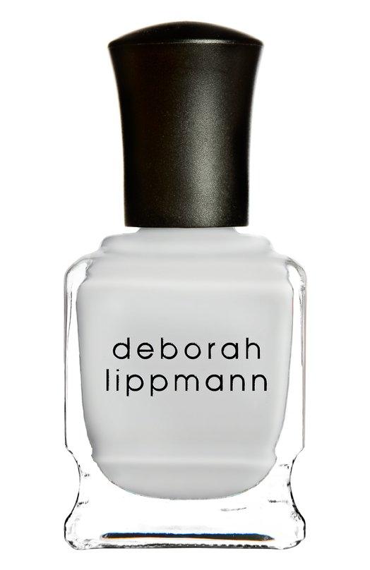 Лак для ногтей Misty Morning Deborah LippmannЛаки для ногтей<br><br><br>Объем мл: 15<br>Пол: Женский<br>Возраст: Взрослый<br>Цвет: Бесцветный