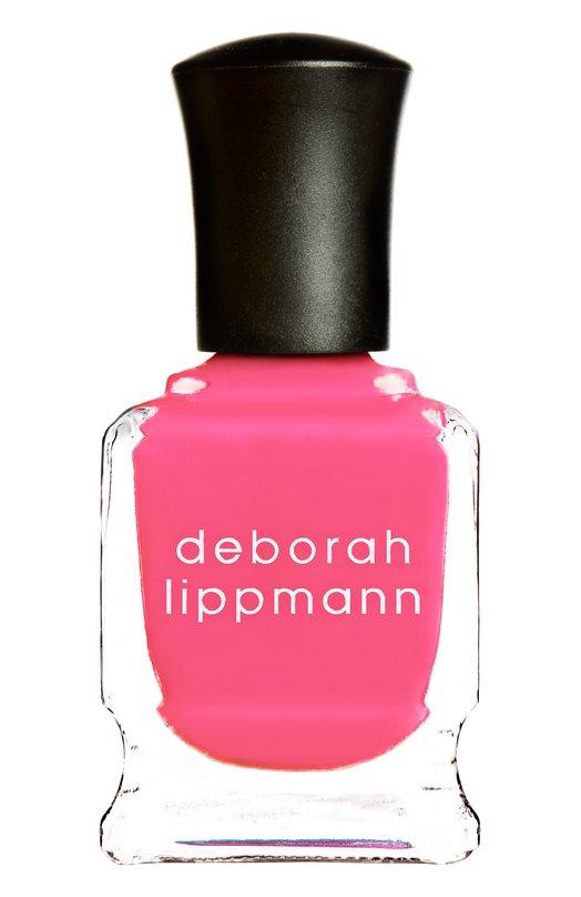 Лак для ногтей Crush On You Deborah LippmannЛаки для ногтей<br><br><br>Объем мл: 15<br>Пол: Женский<br>Возраст: Взрослый<br>Цвет: Бесцветный