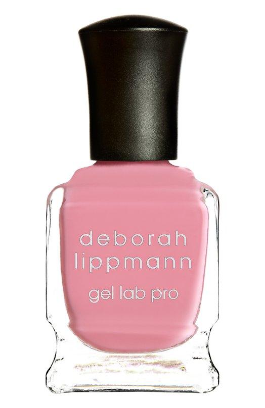 Лак для ногтей Beauty School Dropout Deborah LippmannЛаки для ногтей<br><br><br>Объем мл: 15<br>Пол: Женский<br>Возраст: Взрослый<br>Цвет: Бесцветный