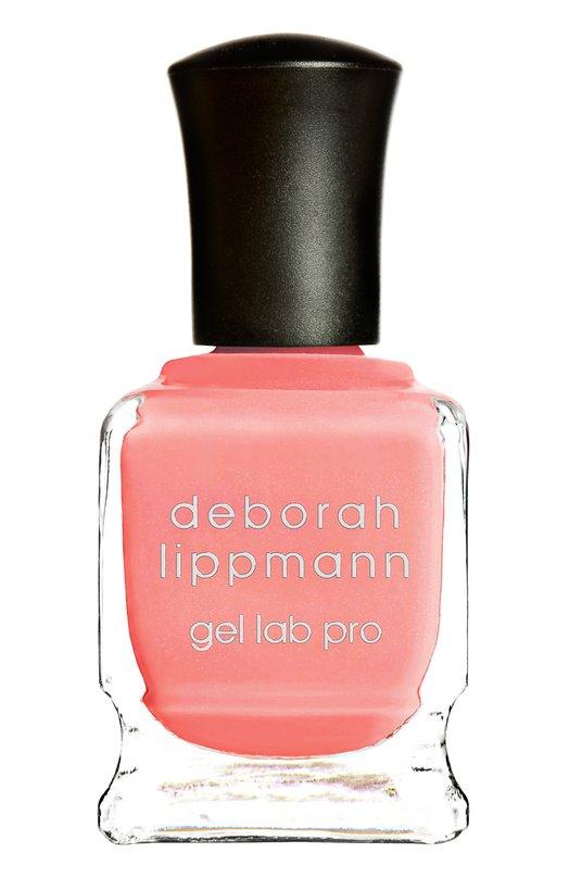 Лак для ногтей Happy Days Deborah LippmannЛаки для ногтей<br><br><br>Объем мл: 15<br>Пол: Женский<br>Возраст: Взрослый<br>Цвет: Бесцветный
